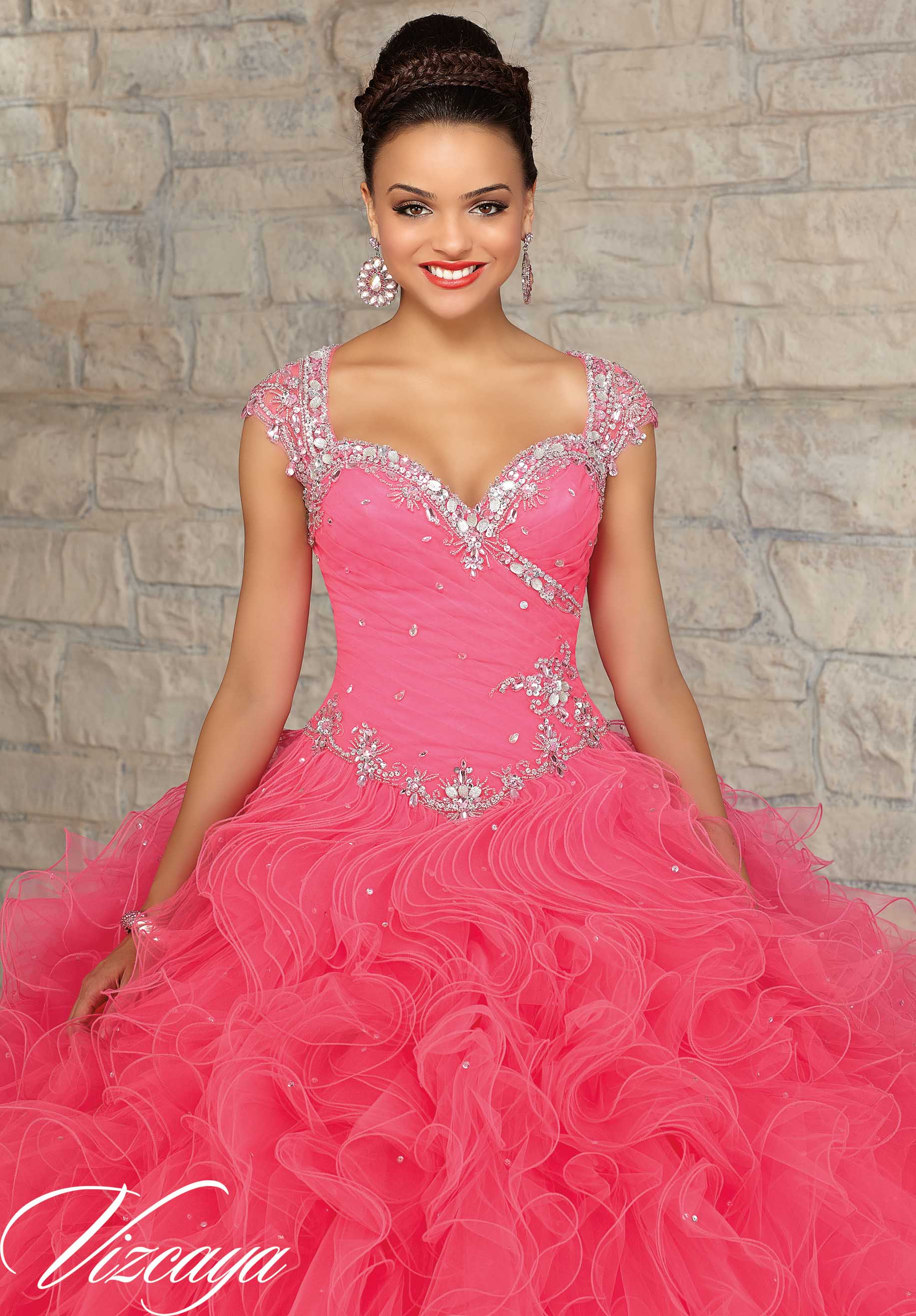 e2f298a916c Vizcaya Quinceanera Dresses by Mori Lee are Stunning