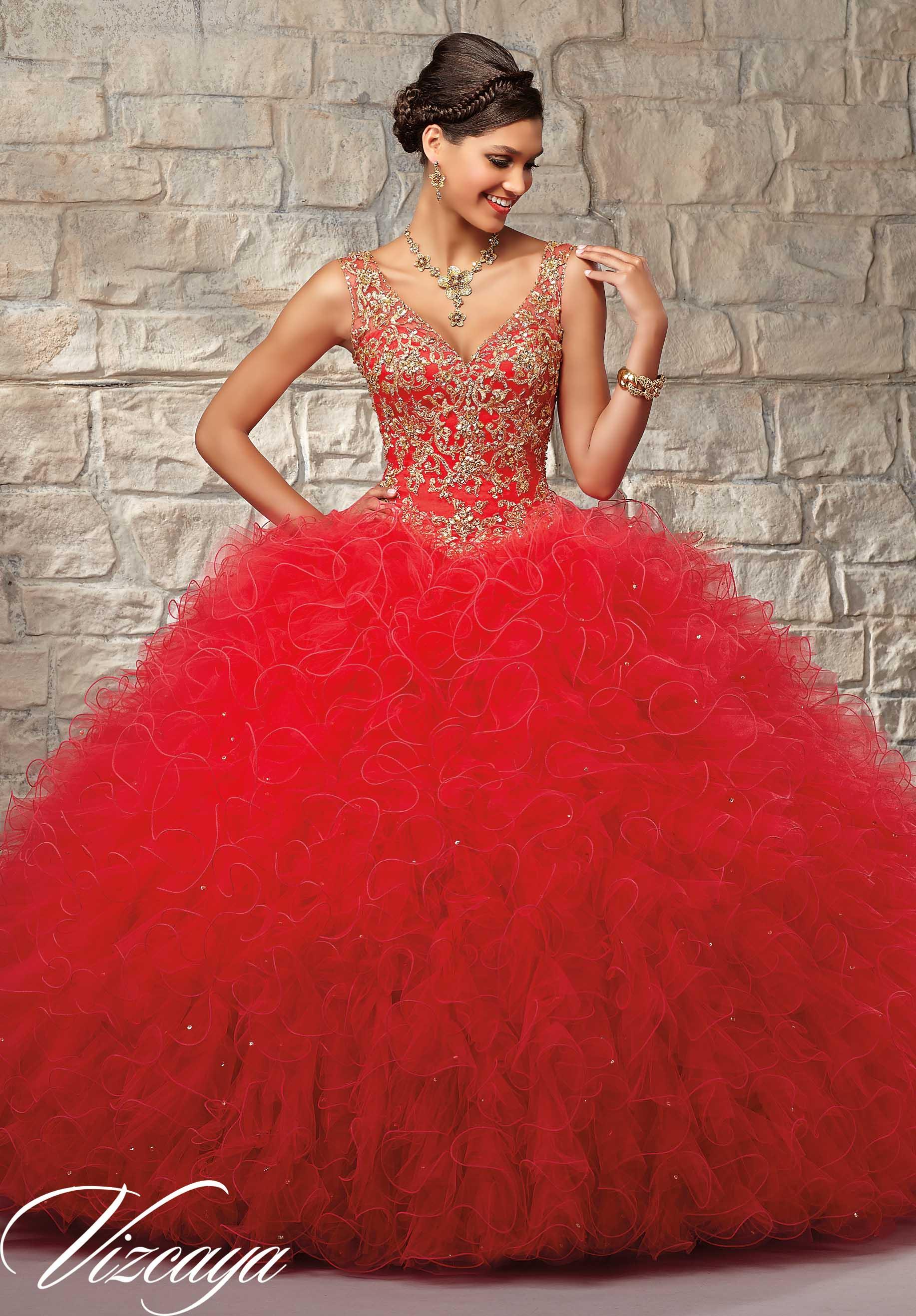 d163cea23f9 Quinceañera Dresses - Novedades la Quinta
