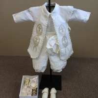Boys Christening Suits